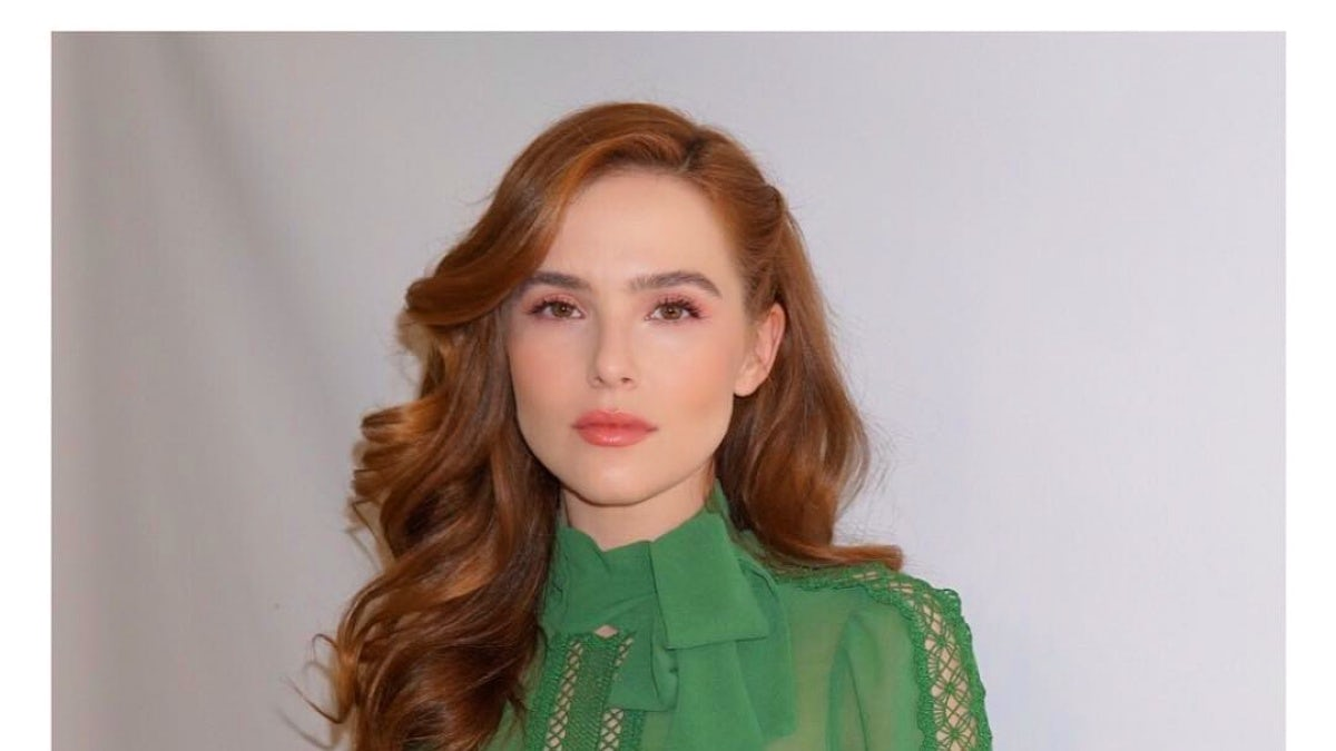 Zoey Deutch Says Kissing James Franco Was Meh Reality Tv