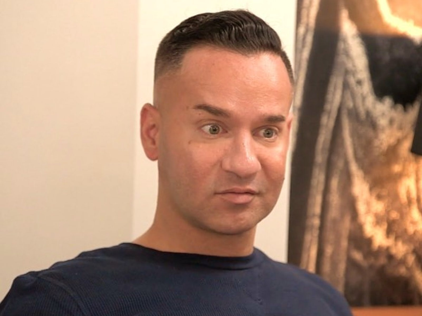 Angelina Jersey Shore Nude mike sorrentino has befriended fyre festival co-founder in