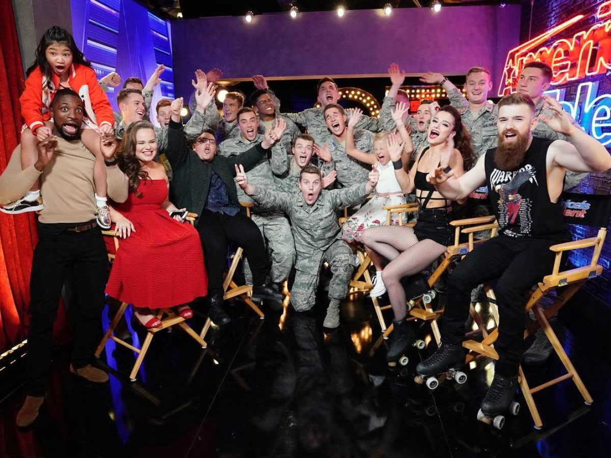 America S Got Talent Advances 7 Acts To Semifinals Just Jerk And Yoli Mayor Fight For Judges Votes