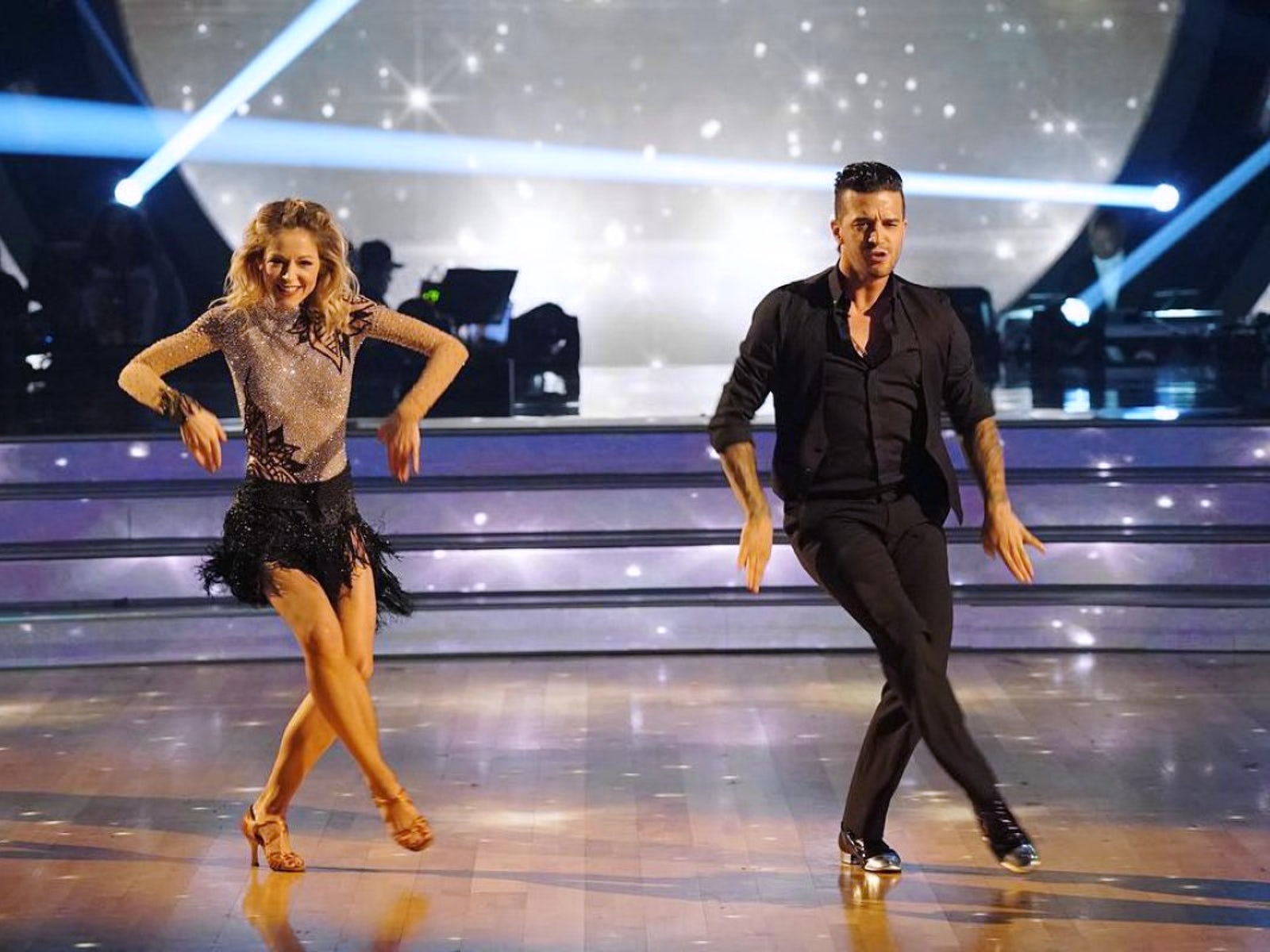 Dancing With The Stars Premiere Recap Lindsey Stirling