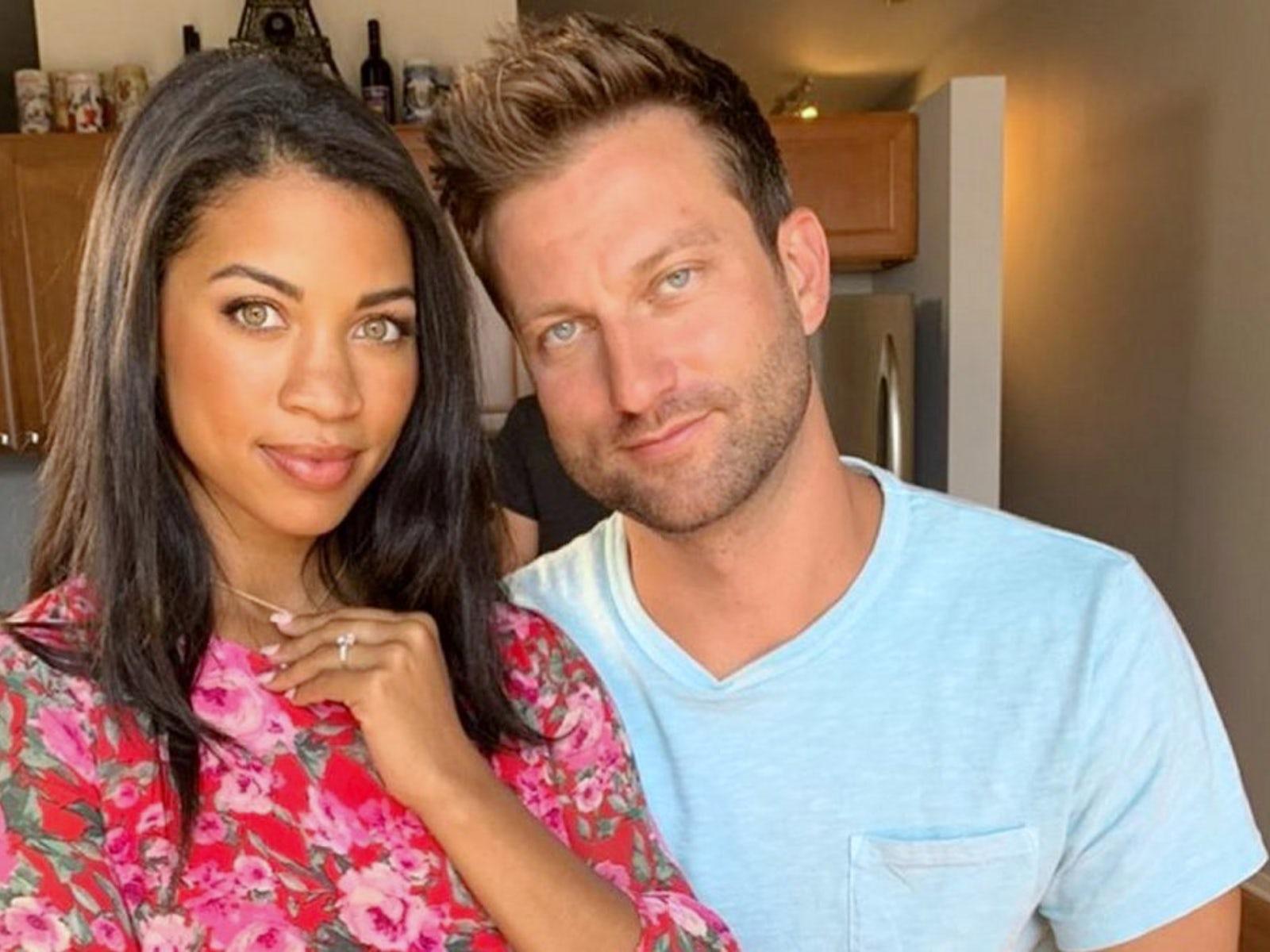 Bachelor Pad Chris och Sarah dating